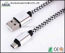usb data cable for samsung mobile phone mirco usb