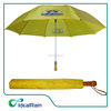 Windproof Double Canopy Golf Fold Umbrella