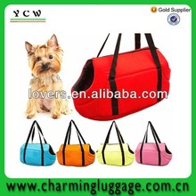 China manufacturer pet travel bag carrier many colors
