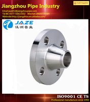 stainless steel flange with tongue and groove