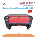 CE FDA certified metal laser cutting machine 1390 1490 1610 for stainless steel carbon steel and iron sheet cutting