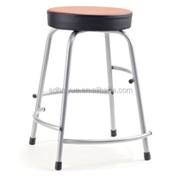 School Small Stool Simple Design Stool Chair For Lab