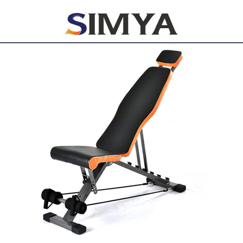 2015 ADJUSTABLE SIT UP BENCH/EXERCISE BENCH/FITNESS EQIPMENT