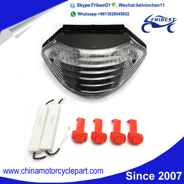 FTLHD008 Motorcycle Intergrated LED Tail Light with Turn Signals For HONDA CB600 HORNET CB900 599 919 02-07