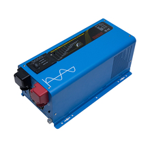 Low frequency DC to AC 3000w pure sine wave inverter charger