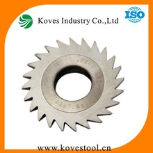 Carbide Tipped circular solide pcd saw blade for cutting metal