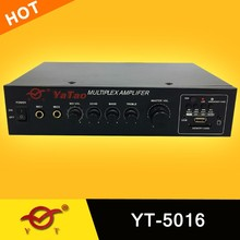 professional Hifi amplifier broadcast distribution amplifier YT-5016