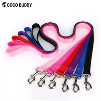 High Quality Nylon Strong Plain Training Dog Leads leash Wholesale