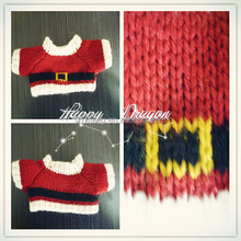 Christmas Accessories For Toys&Toy Accessories&Toy Knitted Clothes