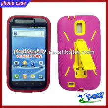2013 Good selling galaxy s2 t989 phone cases