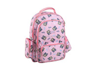 Good quality wholesale waterproof printed fashional backpack for children
