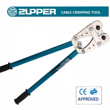 Zupper JY-70240 Mechanical Ferrule Crimper Hand Wire Rope Crimping Tools