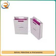 factory hot sales white paper bag