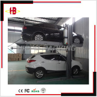 high quality rotary automated car parking system