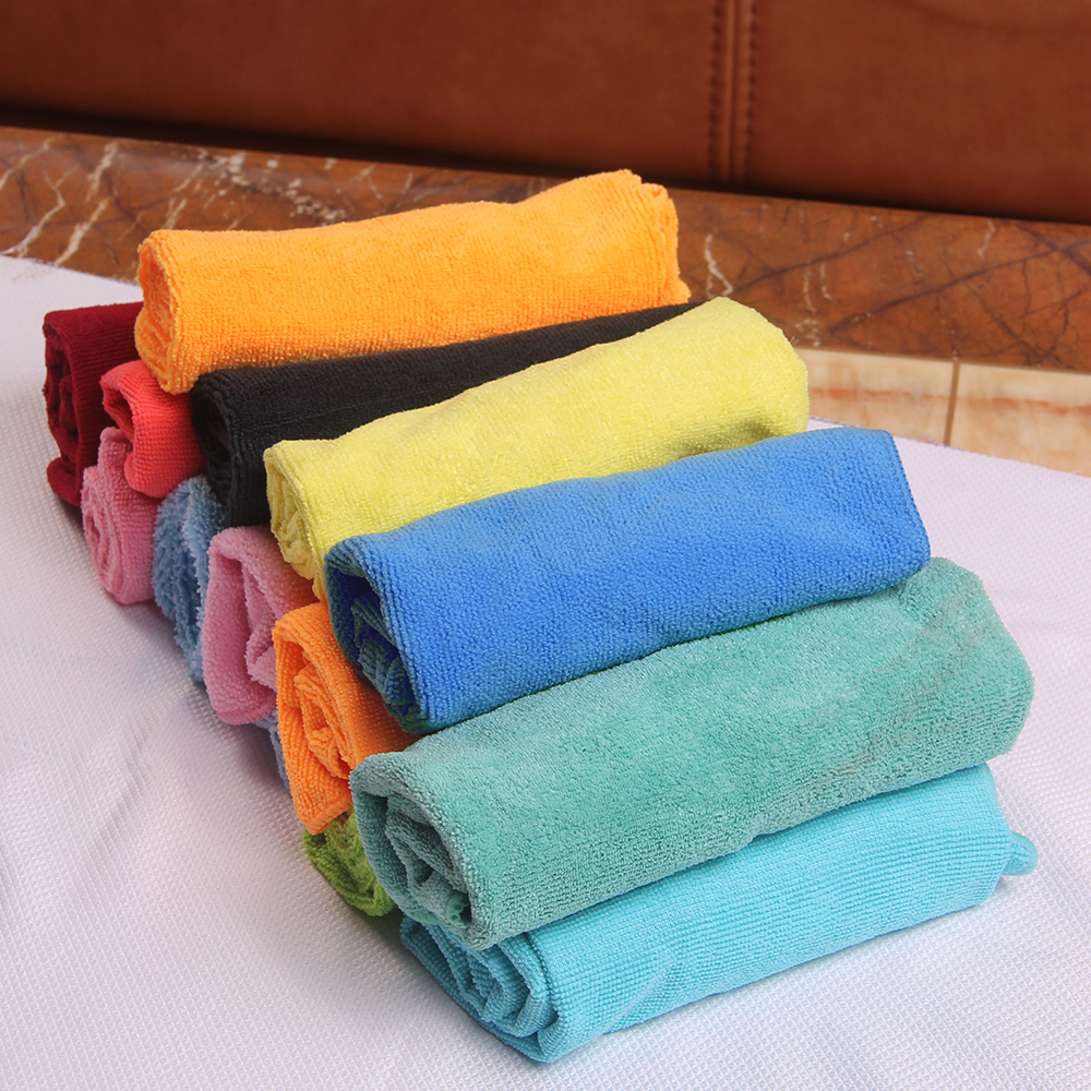 Alibaba sale antibacterial Environmental protection microfiber terry towel cloth
