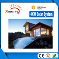 XRSOLAR High Efficiency Single Phase ON-Grid 4kw Solar System Order
