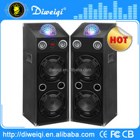 dj sound system for stage performance With USB/SD/FM/ Laser Light