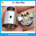 2016 Great flavor odis o atty big cloud 24k gold posts o-atty rda by Odis teardrop shaped airflow