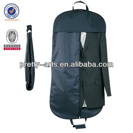 reusable promotional custom garment bags/suit cover