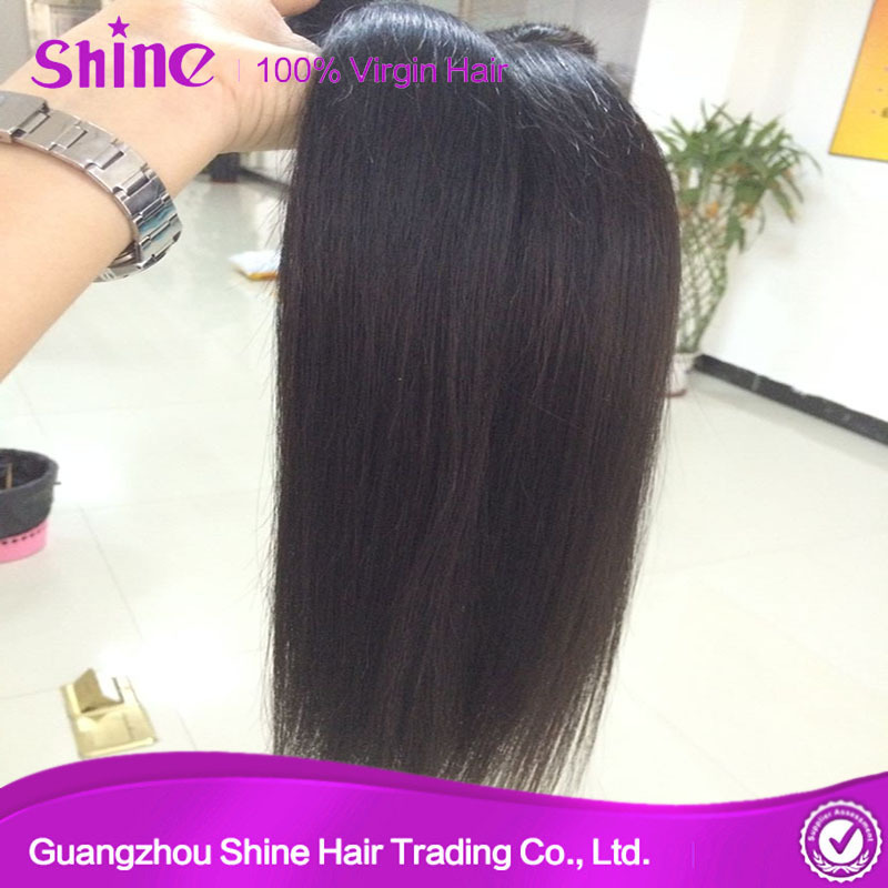 Hot Sale Silky Straight 100% Remy Virgin Indian Hair Vendors
