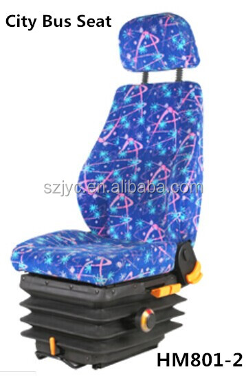 Construction Vehicles Seat, Construction Machinery Seat, Bus driver Seat from Factory