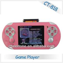 3.0' multicolor pvp2 pocket 6 game console