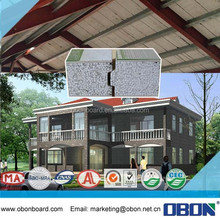 OBON 60mm roof panel examples of thermal insulation waterproof material for roofing sheet