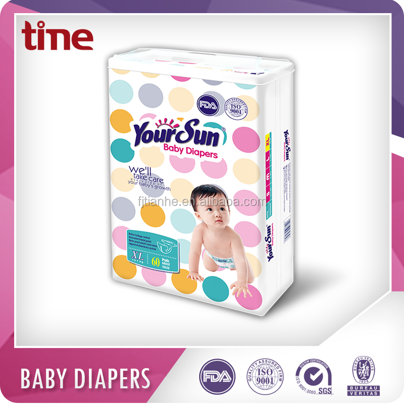 New Yoursun baby diapers wholesale baby diapers manufacturer in china china supplier