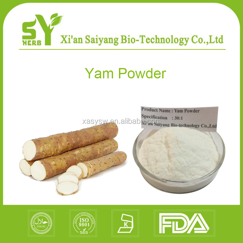 Natural Dried Wild Yam Concentrated Drink Powder