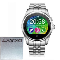 Hot New Products Beautiful Fashion Alibaba Andriod Cheap Smart Watch Bluetooth Phone With Heart Rate Monitor