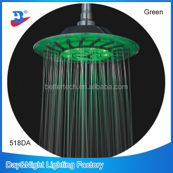 China Manufacture Cheaper Led Rain Shower Head