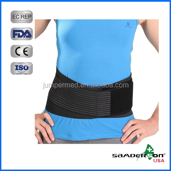 2017 SAMDERSON C1LU-5101 orthopedic pain relief lumbar support, lumbar traction belt,lower back support belt with CE and FDA