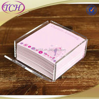 New Design Fashion Low Price acrylic desktop book holder for the stationery