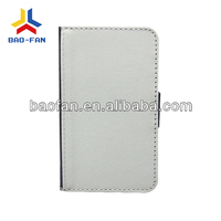 High quality sublimation leather phone case for samsung S3 MINI