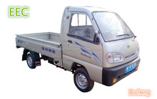 Pure Electric Vehicle cargo truck from china