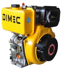 PME192F(E) single cylinder air cooled diesel engine diesel price