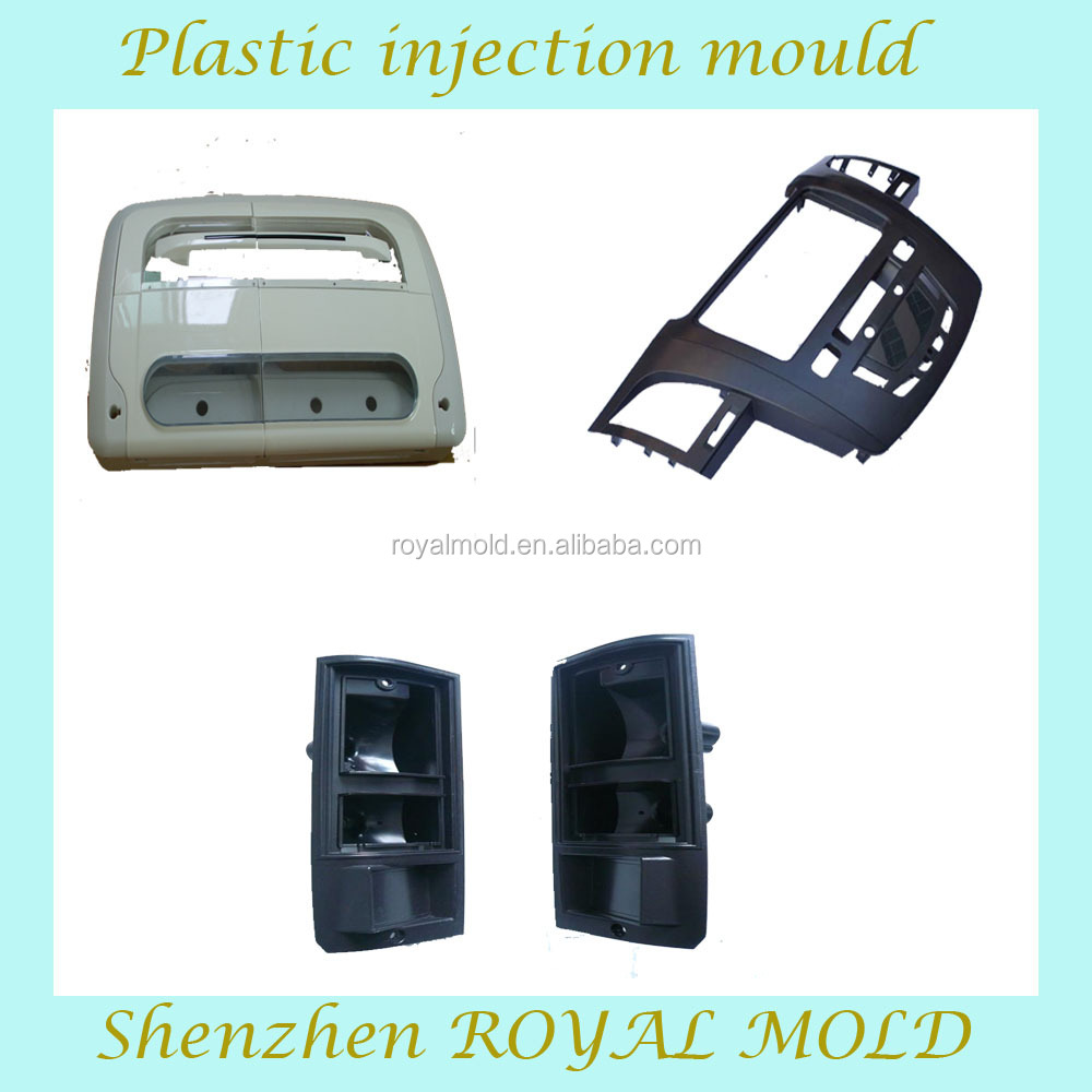 alibaba China auto parts plastic die cast injection mould making