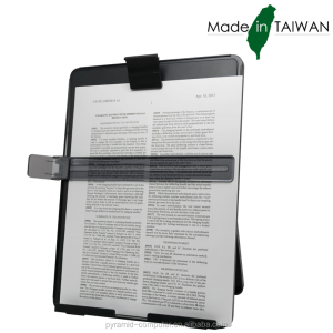 Holds File A4 Letter desktop Document Holder with Adjustable Clip