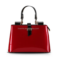 2016 Aristocratic ladies hand bag women bling PU leather fashion sling bag