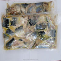 Salt Preservation Process and Canned Style sea foods