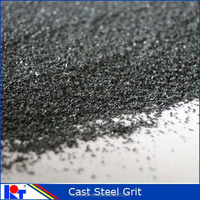 grit Gp80 for cast steel use