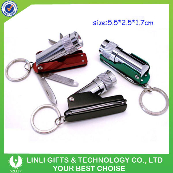 Multi ring keychain Mini tool keychain Mini Tool Kit Keychain