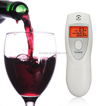 New arrival Digital breath alcohol tester