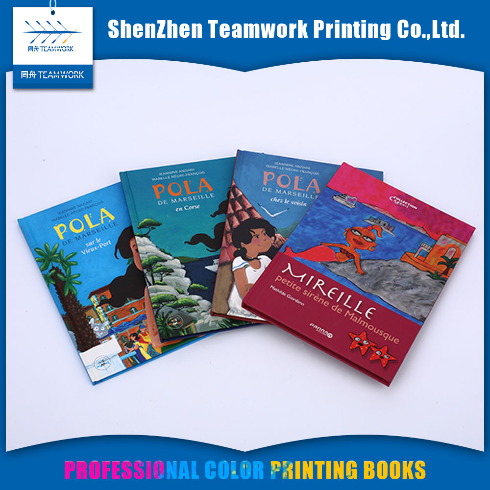 Low costs printing service children's book printing cheap