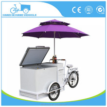 Cheap 3 wheeler electric trike ice cream bikes for sale