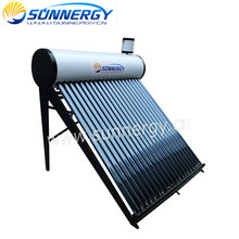 Manufacturers Compact low pressure vacuum tube solar water heater