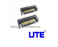 15Pin SATA Connector to PCB SMT Male Female