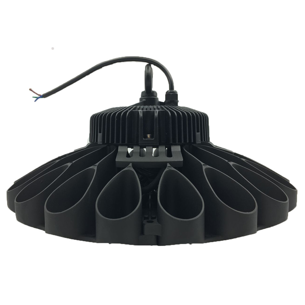 ip65 dimmable 100w 150w 200w 250w watt ufo smd led high bay highbay light