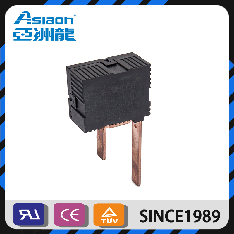ASIAON Yueqing Manufacturer Wholesale High Power 12vdc 100A Latching Relay Power Control