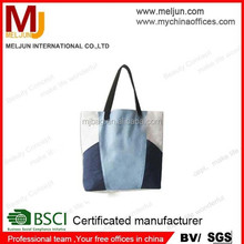 2015 new design resuable Jute / Non Woven Shopping Bag , big size tote bags